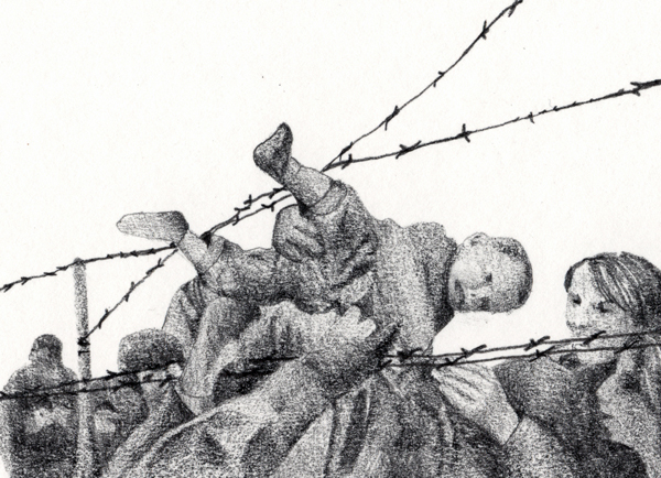 The Barbed Wire Identification Encyclopedia – EVAMARIE LINDAHL
